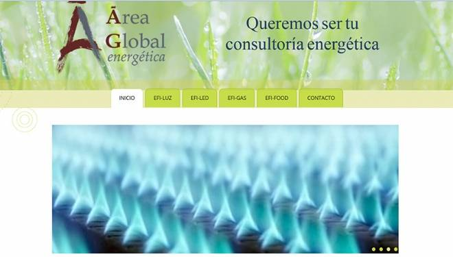 Area Global Energética